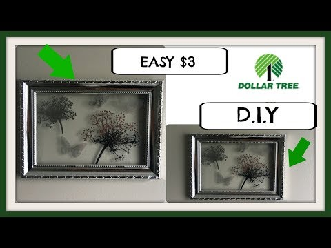 $3~ DOLLAR TREE~ D.I.Y HOME DECOR/(EDITED VERSION)/ Highly Requested!!! / MobellaLife