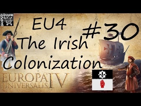 EU4 (v1.3) - Tyrone / Ireland ep30: The Moroccan conquest