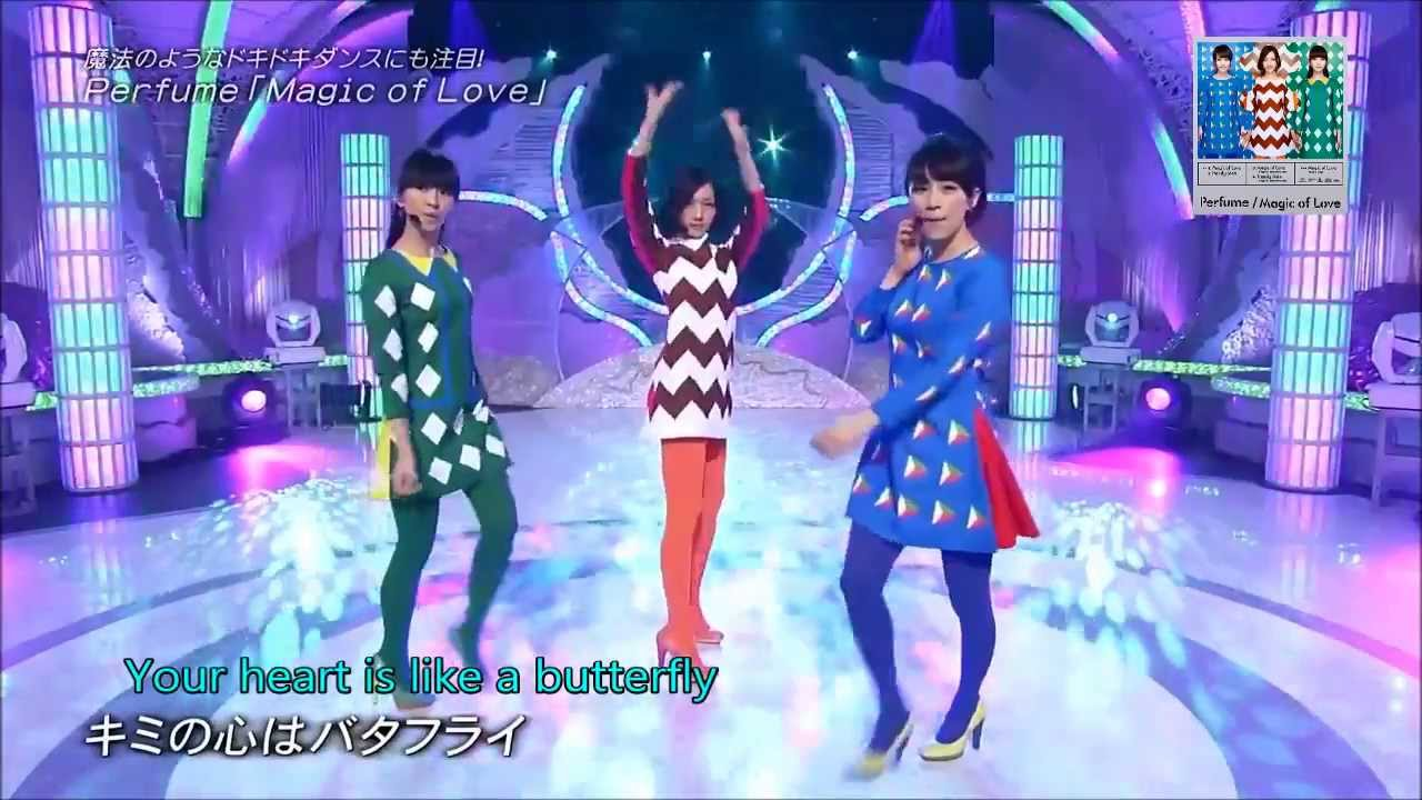 [PV+Stage] Perfume「Magic of Love」- English Subs ...