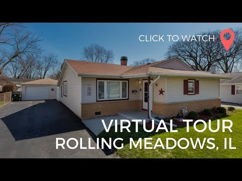 Homes for Sale in Rolling Meadows Illinois