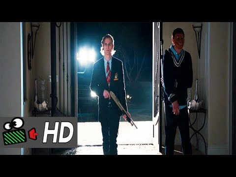 The Purger's Get Into The House Scene||The Purge (2013)--MR.CLIPPER