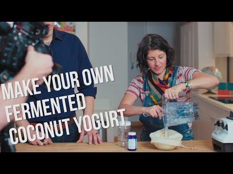 Fermented Food Starter Recipe & Tips w/ Meghan Telpner
