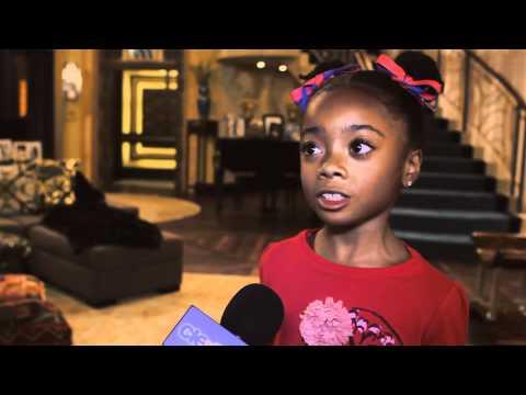 Skai Jackson On Set 'Jessie' Interview