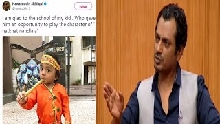 Nawazuddin Siddiqui speaks on posting his son's picture in Kanha's attire, on Aap Ki Adalat