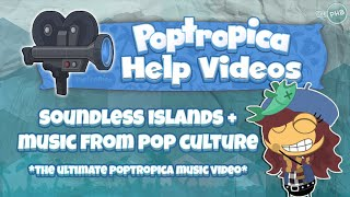 ♪ Poptropica Music Video: Soundless Islands + Pop Culture