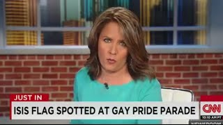 CNN Thinks ISIS Was At A Gay Pride Parade