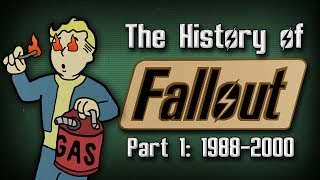 The History of Fallout: Part 1 (1988-2000)