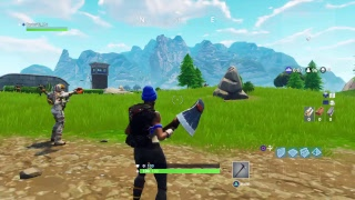 Fortnite battle royale /56 solo wins /New game mode/new weapon
