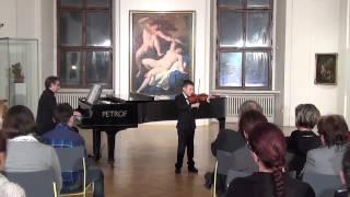 F. Seitz: Koncert G dur, I. věta
