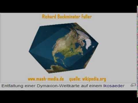 Richard Buckminster Fuller - His Earth (Ikosaeder)
