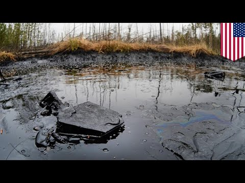 Keystone Pipeline spill: TransCanada pipeline leaks 210,000 gallons of oil in S. Dakota - TomoNews