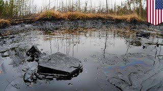 Keystone Pipeline spill:, From YouTubeVideos