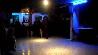 """Cristian y Susana ( Vals. POBRE FLOR)  Manizales Nov-2011  Aniversario De """" En Tiempo De Tango"""""""