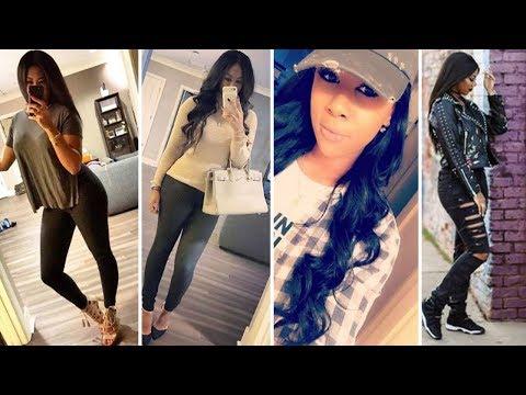 Michael Jordan's Daughter - 2018 (Jasmine Mickael Jordan)