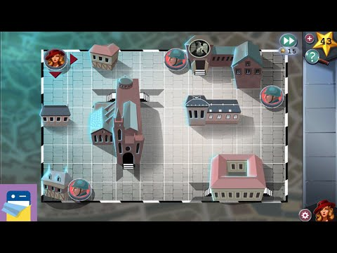 Adventure Escape: Allied Spies: American Consulate Puzzle - Chapter 2 Walkthrough (by Haiku Games)