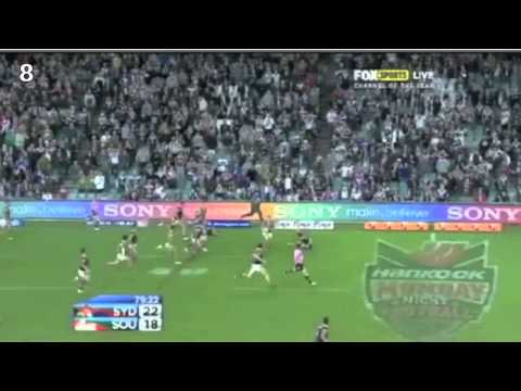 Top 12 game winning NRL Tries