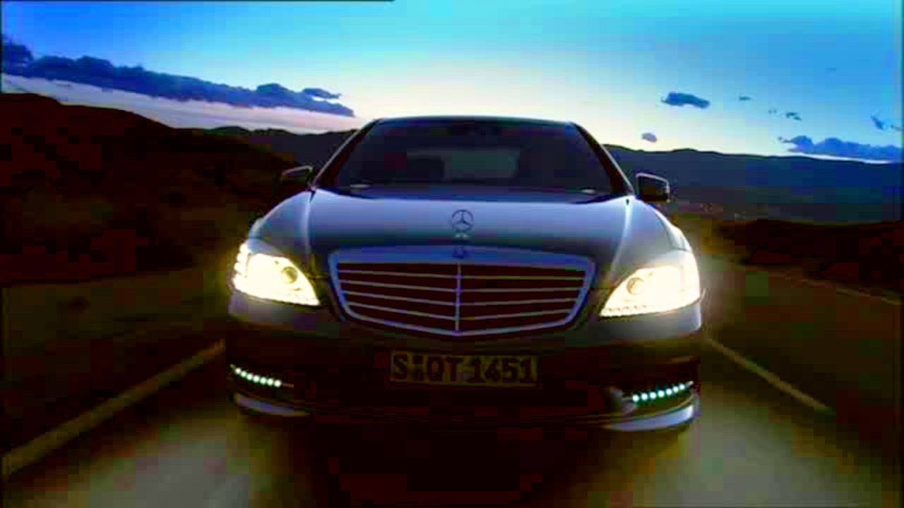 Mercedes-Benz S-class w221 2009 - technology and systems