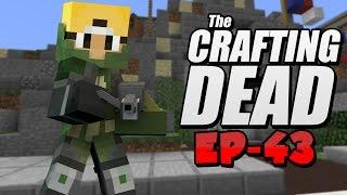 Crafting Dead Aftermath - JUGGERNAUT V2! (Minecraft Walking Dead) #43