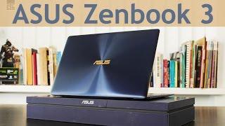 ASUS Zenbook 3 – обзор мощного ультрабука