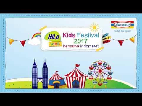 Liputan HiLo School Kids Festival 2017