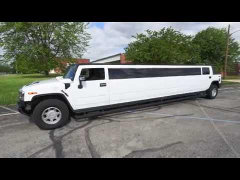 20 Penger Hummer Limousine - YouTube