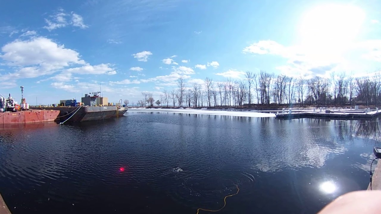 Northeast Geospatial ROV Test B 360 Degree Video