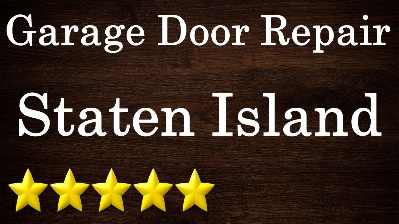 Garage Door Repair Staten Island 917 410 7148