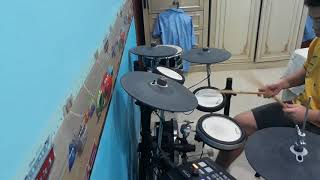 (DRUM COVER) 5 Seconds of Summer - Young Blood