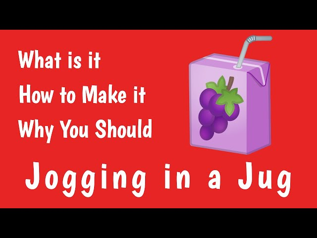 Recipe jogging in a jug daves homestead forumfinder Images