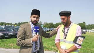Parking at #JalsaGermany 2017