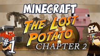 Minecraft - Lost Potato 2 - Episode 1: A New Search