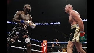 Tyson Fury Vs Deontay Wilder POST-FIGHT REVIEW, Wilder Gets A Boxing Lesson!!!