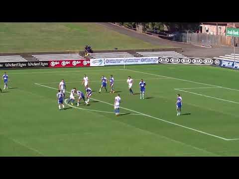 HIGHLIGHTS: NPL Men Round 1 Sydney Olympic FC Vs Bonnyrigg White Eagles FC