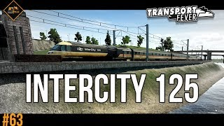An ideal InterCity 125 route | Transport Fever The Alps #63