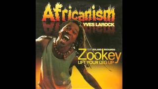 Africanism & Yves Larock Feat. Big Ali - Zookey (Cutee B Remix) [Music Qualité CD]