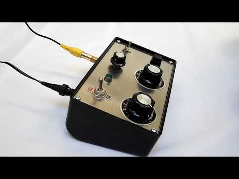 RC CIRCUIT BENT 'THE PARADOX BOX' ACID GLITCH GROOVE MACHINE LOOP SYNTHESISER
