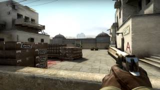 CS:GO dryztor 2 actions @ MatchMaking