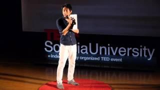 一歩前へ踏み出す勇気 | Yuji Arakawa | TEDxSophiaUniversity