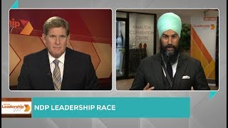 2017 NDP Candidate Showcase – Interview with Jagmeet Singh