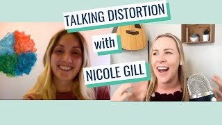 Let's Talk DISTORTION in Singing - Interview with Nicole Gill