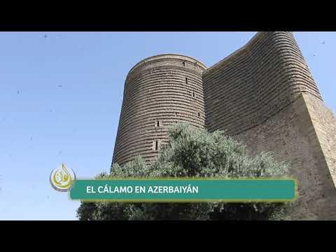 Adelanto De EL Cálamo Tv Pública En Azerbaiyán Baku Visitamos La Torre De La Doncella