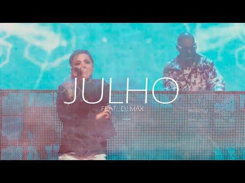 Daniela Araújo - Julho ft. DJ Max (EP Inverno) [Clipe Oficial]