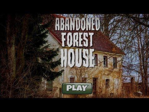 Прохождение «Заброшенный дом в лесу» (ABANDONED FOREST HOUSE)