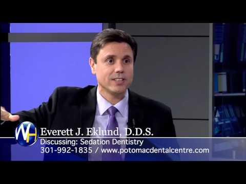 Sedation Dentistry with Hagerstown, MD dentist Everett J. Eklund, DDS