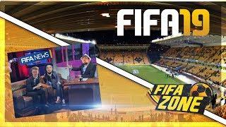 OFFIZIELLES neues FIFA 19 STADION!? ● Mein Traum für die FIFA NEWS   FIFAZONE