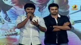 Nani & Allari Naresh making fun of Colours Swati & Nikhil   Swamy Ra Ra Audio Launch