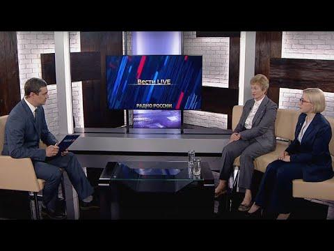 «Вести LIVE»: новосибирские врачи против коронавируса