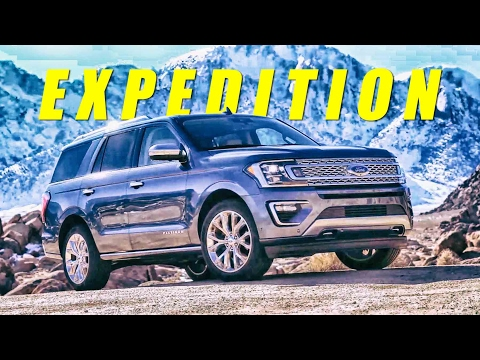Ford Expedition 2017 - preview | обзор Александра Михельсона