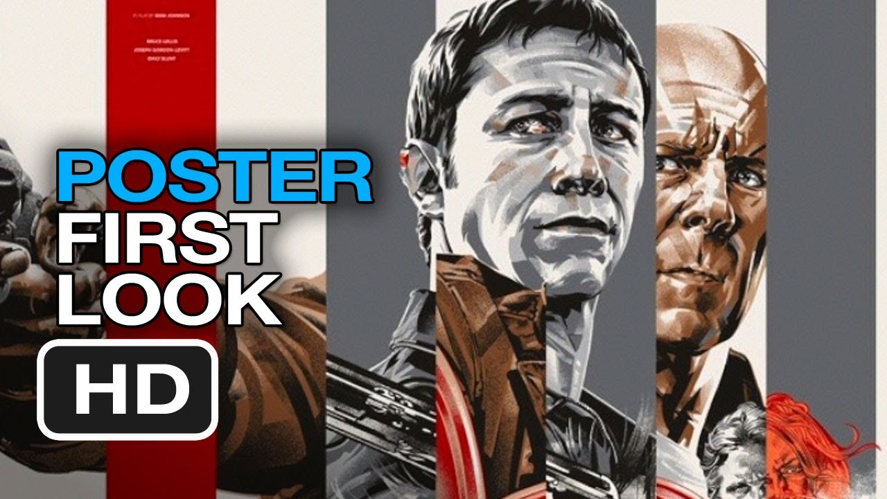 Looper - Mondo Posters (2012) Bruce Willis, Joseph Gordon ...