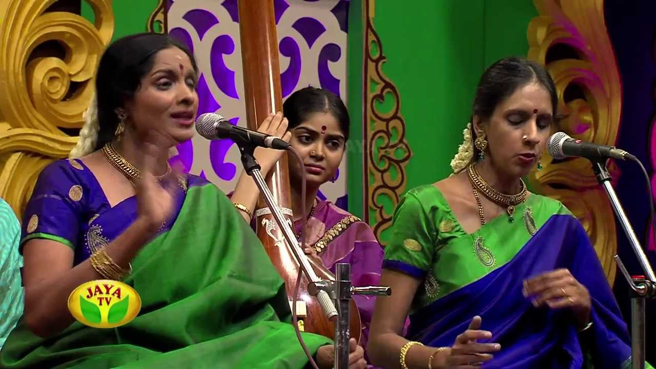 Margazhi Maha Utsavam Ranjani & Gayathri - Episode 12 On Saturday, 28/12/13